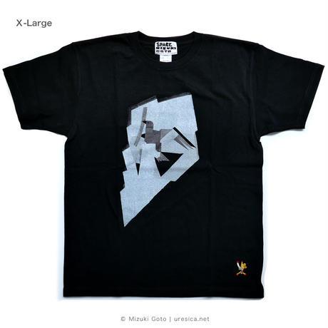 SPACExごとうみづき「おなみだぽいぽい」Tシャツ