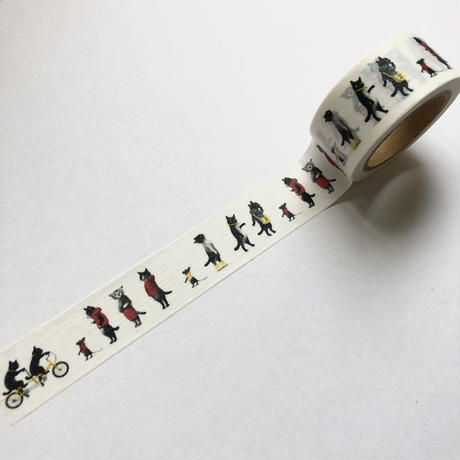 牧野千穂 マスキングテープ