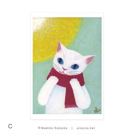 片岡まみこ ポストカード1
