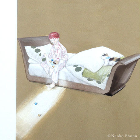 庄野ナホコ「夜のお話 5」