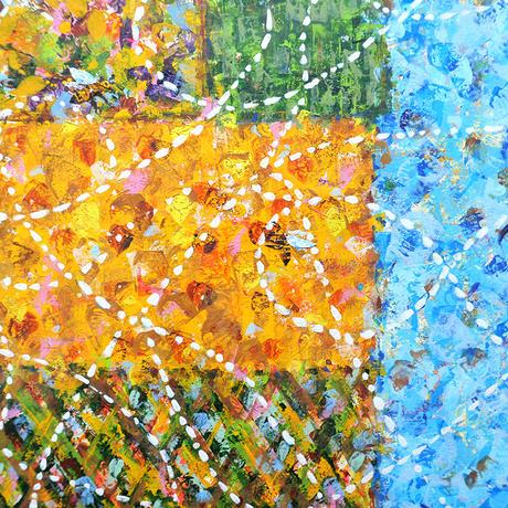 杉山巧「花を縫う」
