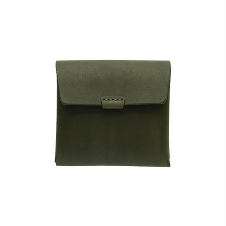 "【LIMITED EDITION ""FOREST GREEN""】STW-02 Small  Wallet"