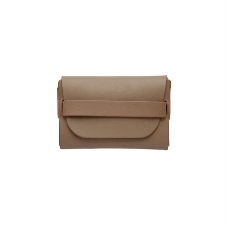 "【LIMITED EDITION ""SAND BEIGE""】STC-01 Business Card Case"