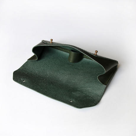 6. GLASSES CASE A - Leather Crafting Kit