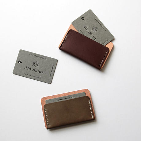 3. CARD CASE C - Leather Crafting Kit