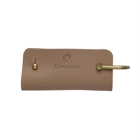 "【LIMITED EDITION ""SAND BEIGE""】STK-01 Key Case"