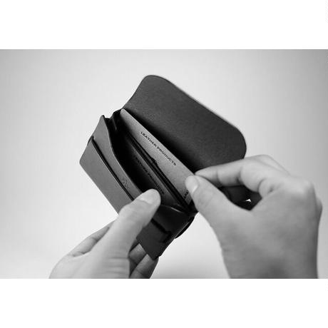 """【LIMITED EDITION """"FOREST GREEN""""】STC-01 Business Card Case"""