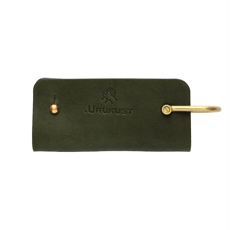 "【LIMITED EDITION ""FOREST GREEN""】STK-01 Key Case"