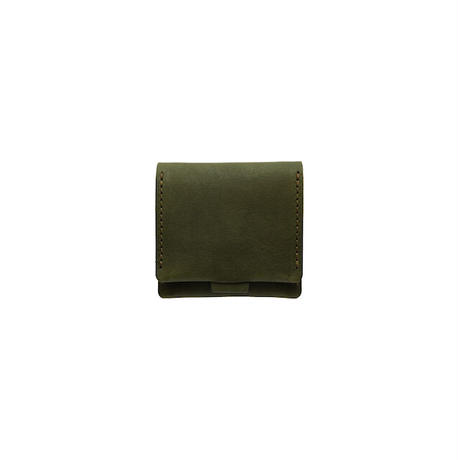"""【LIMITED EDITION """"FOREST GREEN""""】STW-04 Coin Case"""