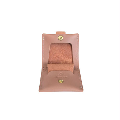 "【LIMITED EDITION ""SMOKY PINK""】STW-04 Coin Case"