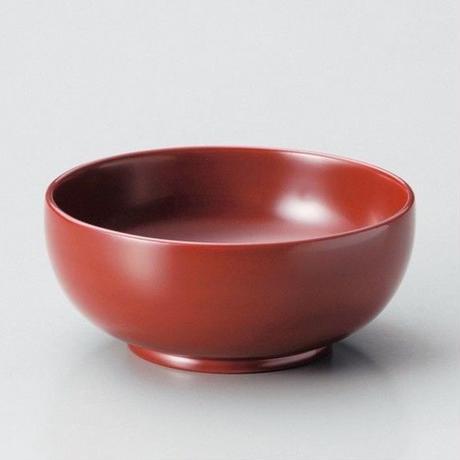スープ椀(古代朱)
