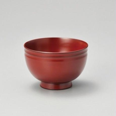 鈴型椀(古代朱)