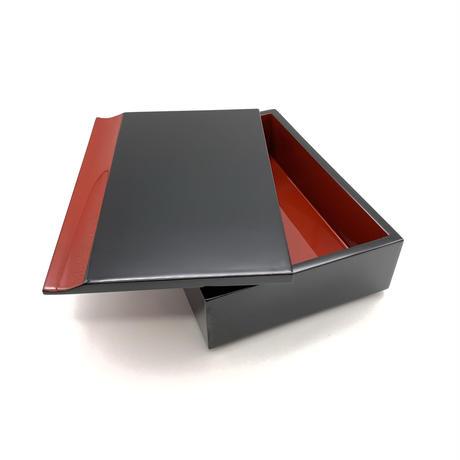 匠重(黒) 弁当箱