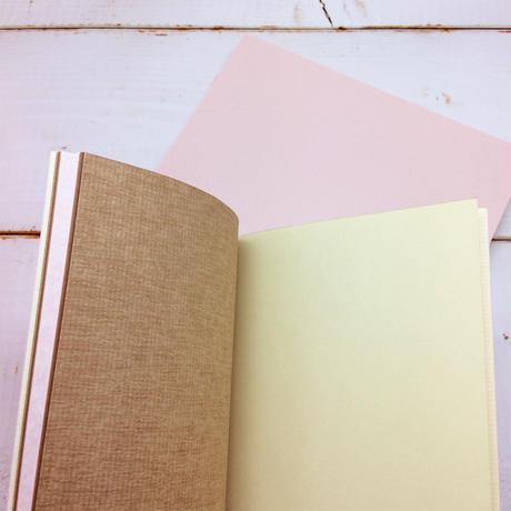 いちごチョコクリームノート B6サイズ 1冊