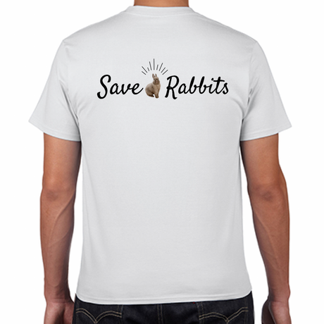 SAVE THE RABBITSのTシャツ