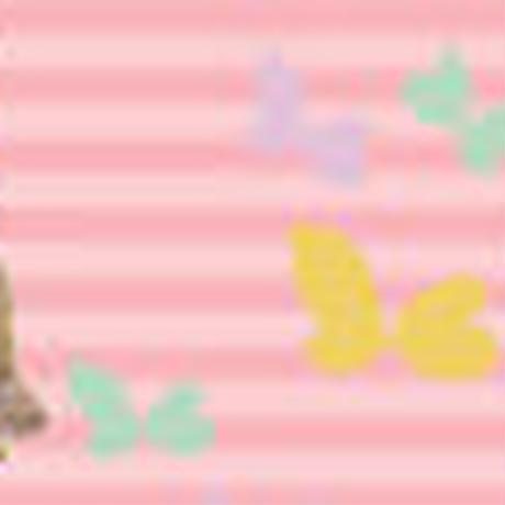 マスキングテープ PINK GIRLS[Washi tape pink]