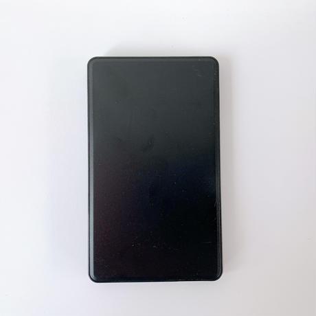 モバイルバッテリー スマホ充電器4000mAh