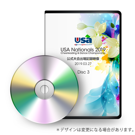 USA Nationals 2019 / 2019年3月27日  Disc 3