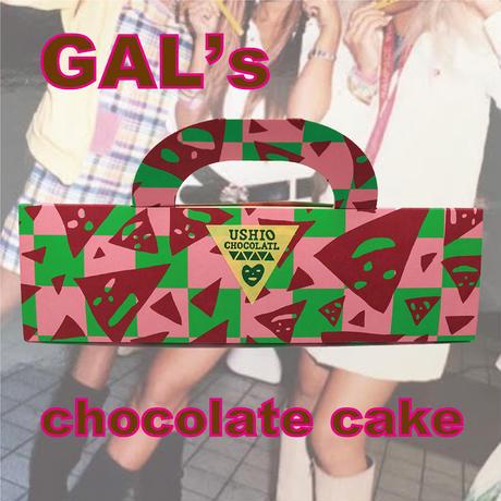 チョコレートケーキGAL's❤️