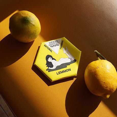 【オンライン限定】自然栽培レモンチョコレート