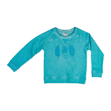 ebbe  Beyond sweater  Tropical turquoise