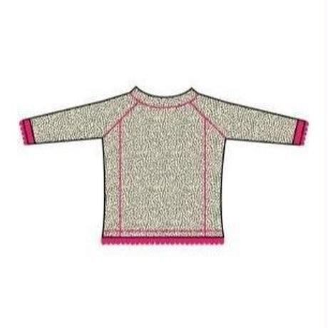 ducksday  T-shirts girl long sleeves   Caje girls (2y / 4y / 6y)
