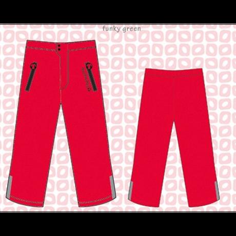 ducksday Rain pants  Red ( 8y / 10y / 12y )