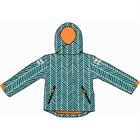 ducksday Detachable fleece & jacket Manu