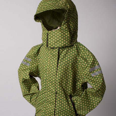ducksday Detachable fleece & jacket Funky green