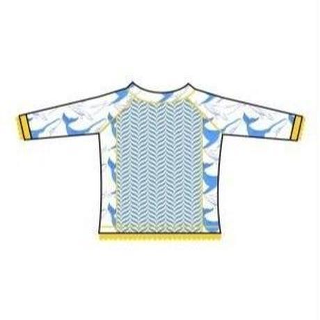 ducksday  T-shirts girl long sleeves   Willie (2y / 4y / 6y)