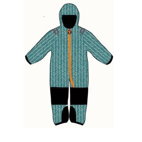 ducksday Tiny warm suits Manu