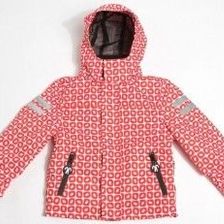 ducksday Detachable fleece & jacket Funky red