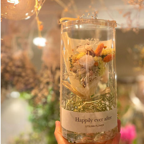Preserved Bouquet -M- ¥3000+tax(送料別)