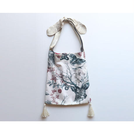 poetic forest トートバッグ