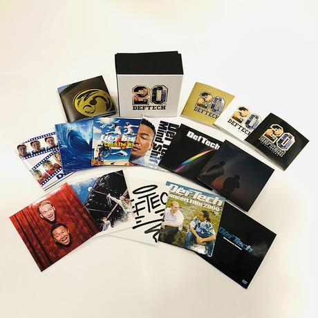 <三次受付分>【Def Tech】Special Box Set(9CD+2DVD)