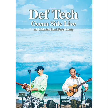 【Def Tech】Ocean Side Live(DVD)
