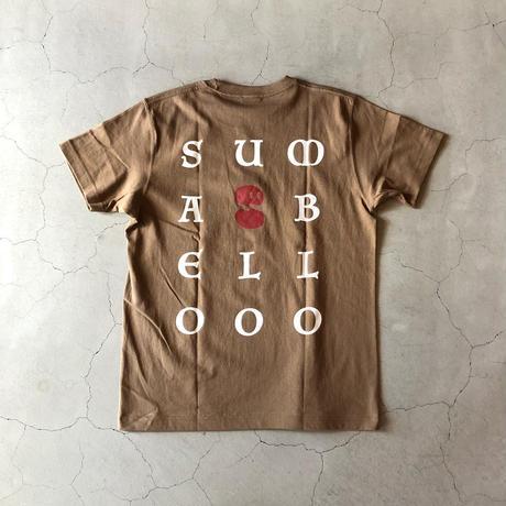 SULLO SUMABELLO OBLONG TEE  (2color)