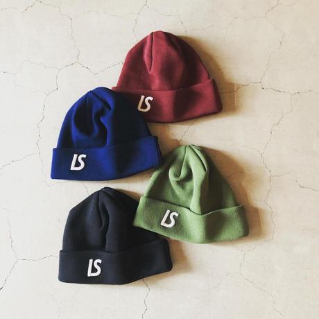 LUZ eSOMBRA DOUBLE DRY X KNIT HAT  (4color)
