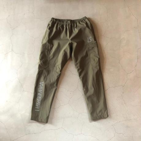 LUZeSOMBRA TWM STRETCH TAFTA CARGO LONG PANTS  (2color)