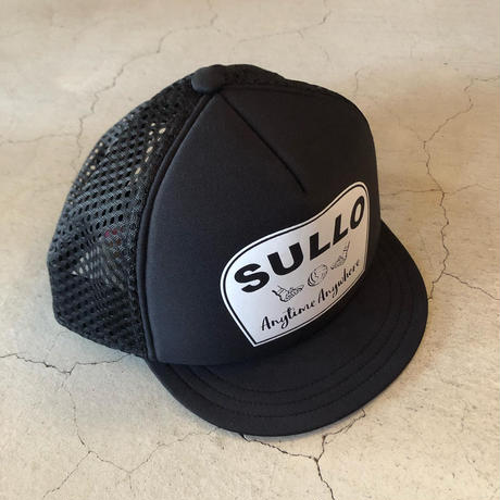 SULLO TYPE M MESH CAP  (2color)