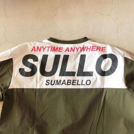 SULLO NAUGHTY PISTE SHIRT  (2color)