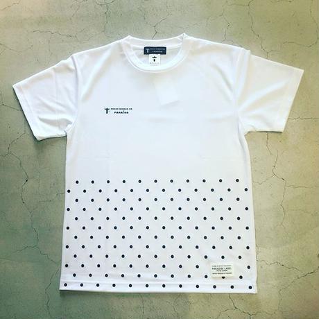 NOSSO SENHOR DO PARAISO Dot Bottom pri Pra-Shirts(2color)