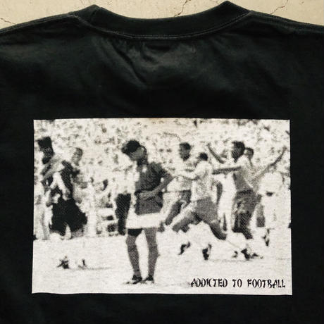 NOSSO SENHOR DO PARAISO Addicted to Football Sadness Tee(2color)