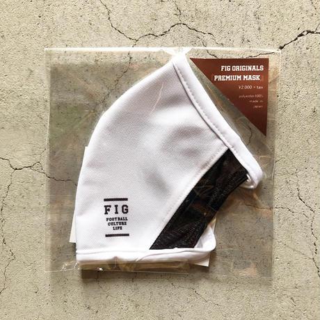 FIG  ORIGINALS  PREMIUM MASK (WHT) L size