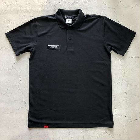 NOSSO SENHOR DO PARAISO Flame Logo Polo-Shirts(2color)