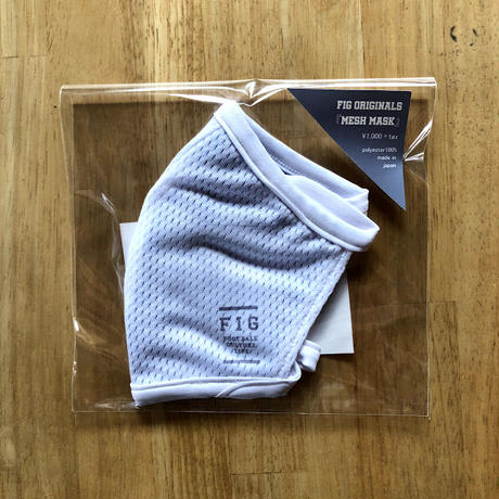 FIG  ORIGINALS  MESH MASK (WHT) M size