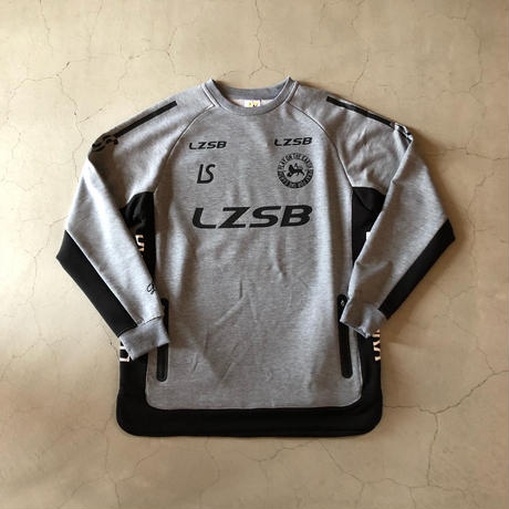 LUZ eSOMBRA P100 STRETCH SWEAT CREW TOP  (3color)
