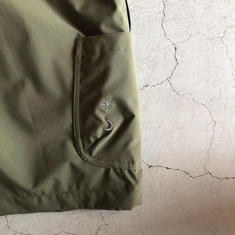 LUZeSOMBRA TWM STRETCH TAFTA CARGO SHORTS  (3color)