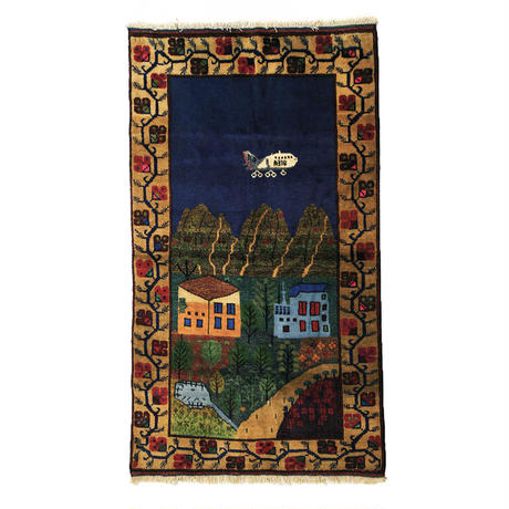 "OUTTA RUGS #109 ""Altitude Solitude"""
