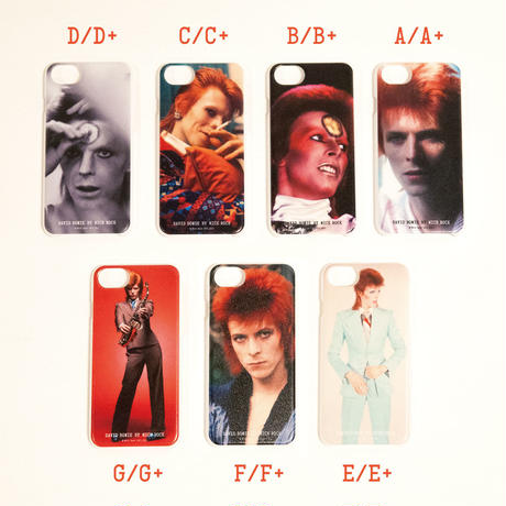 DAVID BOWIE by MICK ROCK iPhone Case